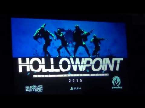 Hollowpoint Playstation 4