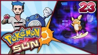 Pokémon Sun Part 23 | TEA IN THE PARK | Let's Play w/Ace Trainer Liam by Ace Trainer Liam
