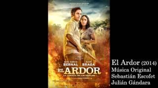EL ARDOR (2014) - 40 Sale a la luz