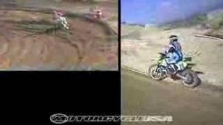 4. Motocross Test - 2007 Kawasaki KX450F