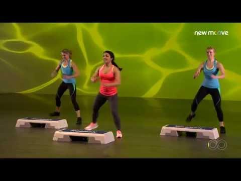 Online Fitness I Bodyshaping I Step and Tone Folge 1