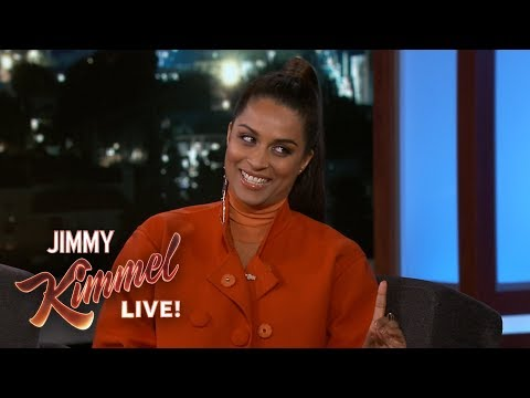 Lilly Singh on YouTube, The Rock & Her Parents (видео)