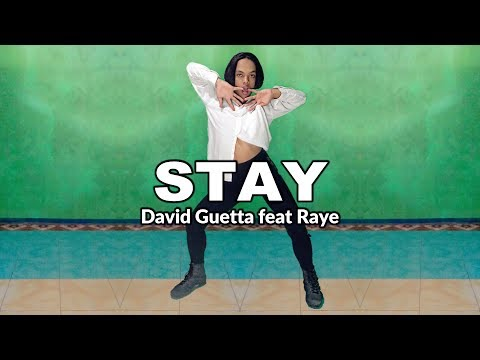 STAY (Don't Go Away) - David Guetta Feat Raye | ZD-EBI Choreography & UQN Dance Studio