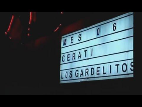 Gustavo Cerati video Estadio Obras 2006 - Show