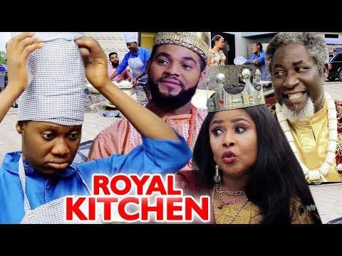 ROYAL KITCHEN SEASON 3&4 COMPLETE MOVIE (MERCY JOHNSON) 2020 LATEST NIGERIAN MOVIE