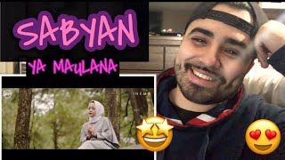 Video Reaction to Sabyan Ya Maulana MP3, 3GP, MP4, WEBM, AVI, FLV Januari 2019