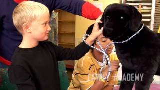 Caring For Pets: A Family Academy Activity