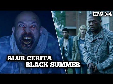 Alur Cerita Film Zombie | Black Summer 2019 episode 3-4
