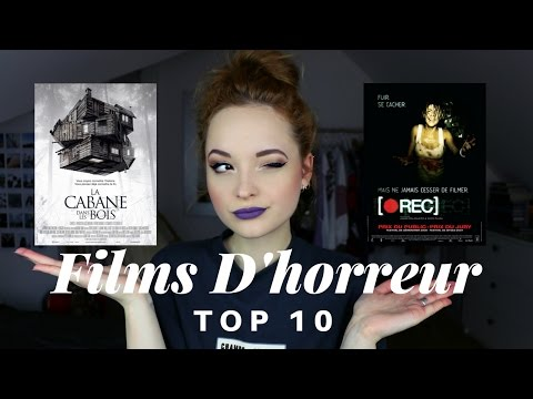TOP 10 : FILMS D'HORREUR PRÉFÉRÉS