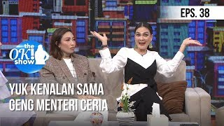 Video [THE OK! SHOW] Yuk Kenalan Sama Gank Mentri Ceria [28 Januari 2019] MP3, 3GP, MP4, WEBM, AVI, FLV Juni 2019