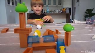 Angry Birds set Mega Smash