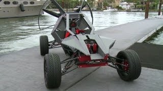 The dune buggy that can fly!!!!!