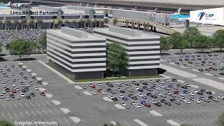 Aeropuerto Jorge Chávez: así lucirá tras la ampliación
