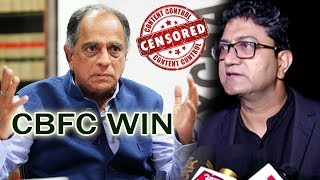 Prasoon Joshi Reacted On Finally Removing Censor Board Chief Pahlaj Nihlani.Click this below link and subscribe to our channel to get all updates on Bollywood Movies, and your favorite Bollywood actresses and actors.http://goo.gl/cfijvC