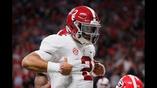 Alabama stuns Georgia in GAME OF THE YEAR! 💯 JALEN HURTS IS BACK 🔥 SEC Championship Highlights
