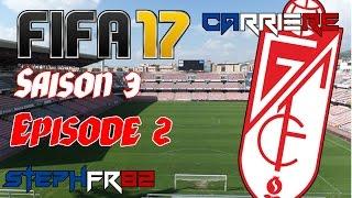 Video FIFA 17 - Grenade FC - Saison 3 Episode 2 - Carrière Manager - FR PC MP3, 3GP, MP4, WEBM, AVI, FLV Juli 2017