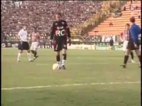 Rogerio Ceni  tiros libres increíbles