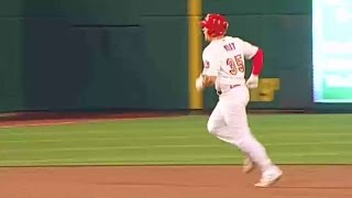 Luke Voit | Hot Start with AAA Memphis