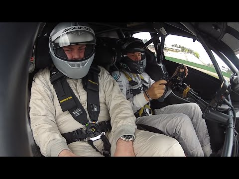 Mercedes - Hitch a ride with Nico Rosberg for a hot lap of the Hockenheim circuit in the awesome Mercedes-Benz DTM beast! ------ Don't forget to subscribe to our channel to never miss any of our exclusive...