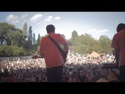 405 TV: Dog Is Dead - 'Young' (Live At Splendour Festival)