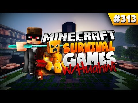 Minecraft Survival Games #313: Eating Past Your Limit