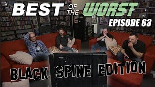 Video Best of the Worst: The Black Spine Edition MP3, 3GP, MP4, WEBM, AVI, FLV Mei 2018