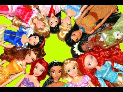 Princess - Little Mermaid Disney Princess Doll Collection 12