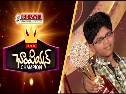 Champion--3rd-April-2016--ఛాంపియన్--Full-Episode