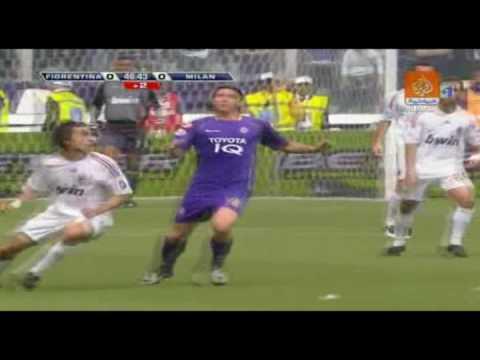 Lo Mejor de Montolivo en la Fiorentina