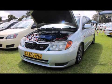 Toyota Fest 2014 (видео)