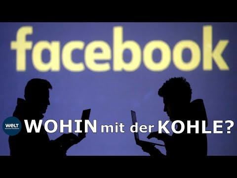 Misstrauen: Facebook hat zu viel Geld auf dem Konto