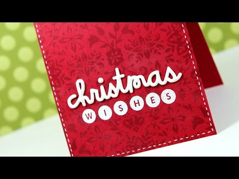 Holiday - Day 9 of the Holiday Card Series 2014. The series consists of 25 holiday card videos on Monday, Wednesday, and Friday of each week until the first week of December. Blog post with links: http://ww...