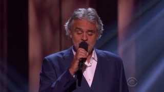 Video Andrea Bocelli sings I Just Called To Say I Love You download in MP3, 3GP, MP4, WEBM, AVI, FLV January 2017