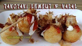 Download Video Cara buat Takoyaki lembut & halal MP3 3GP MP4