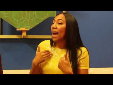 Black Latina Actress Jenelle Simone of BET's 'Brooklyn.Blue.Sky' On Telling Our Stories (видео)