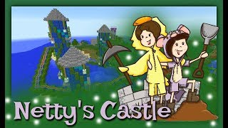 Netty's Castle - TOWER COASTERS !!! {9} ~ Sqaishey