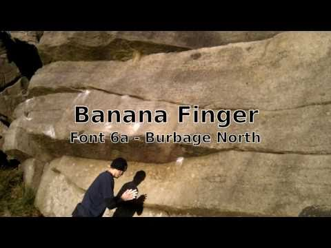 Banana Finger,