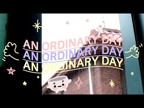 An Ordinary Day Vlog(보통의 날) - Myostery
