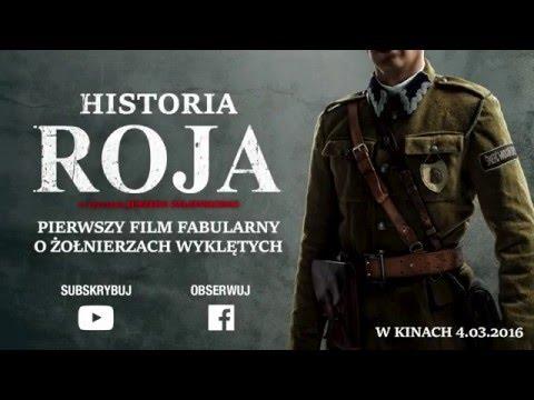 HISTORIA ROJA - oficjalny zwiastun [HD]