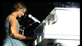 "Taylor Swift ""Back To December"" #Speak Now World Tour"