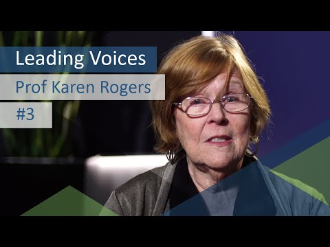 Leading Voices – Prof Karen Rogers Lesson 3
