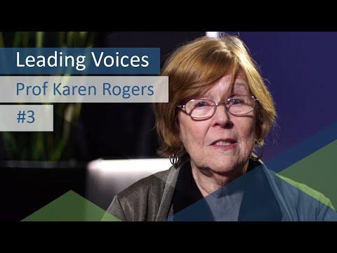 Leading Voices – Prof Karen Rogers Lesson 3
