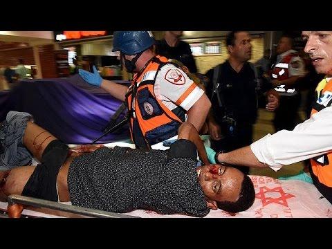 Ισραήλ: Ένας νεκρός και έντεκα τραυματίες απο επίθεση ένοπλου σε σταθμό λεωφορείων