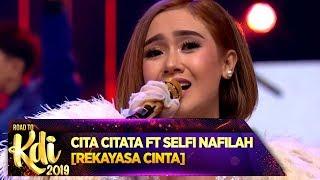 Video Duet Syantik Cita Citata Ft Selfi Nafilah [REKAYASA CINTA] - Road To KDI 2019 (24/6) MP3, 3GP, MP4, WEBM, AVI, FLV Juli 2019