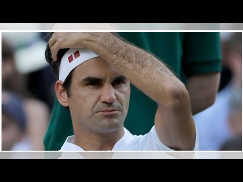 Wimbledon: Roger Federer chute au terme d'un match de plus de quatre heures