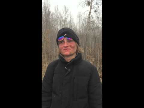 Серега идет во Владивосток из Санкт-Петербурга пешком