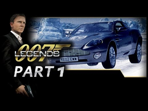 007 Legends - 007 Legends [Xbox 360 / PS3 / Wii U / PC] Walkthrough Video in High Definition 007 Legends Walkthrough Playlist: http://www.youtube.com/playlist?list=PLo1Sjr...