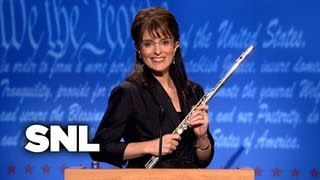 VP Debate Open: Palin / Biden - Saturday Night Live