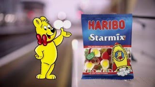 Here's our new HARIBO Starmix advert! Kids and adults all have their favourites in a bag of Starmix. Do you love the eggy one the ...