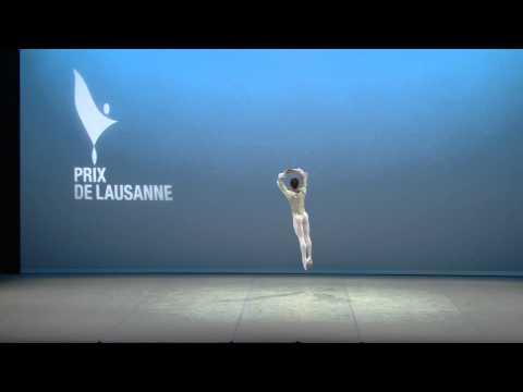 Jack Thomas - 2015 Prix de Lausanne Finalist - Classical variation